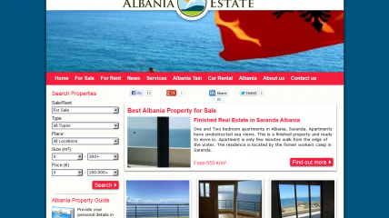 albania-estate